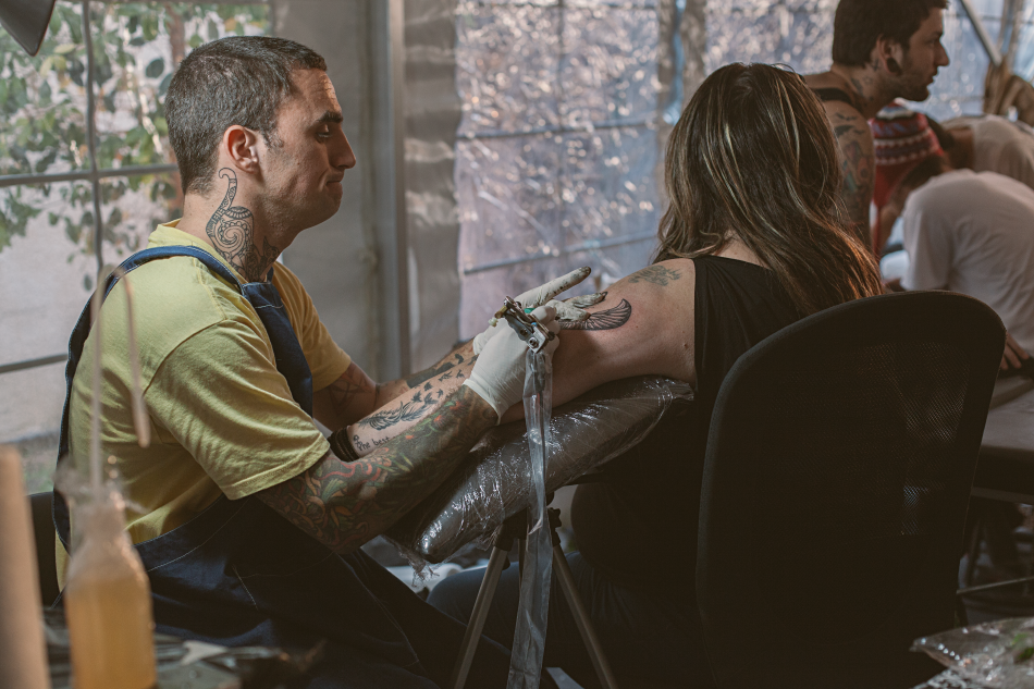 Israel Tattoo Convention 2014